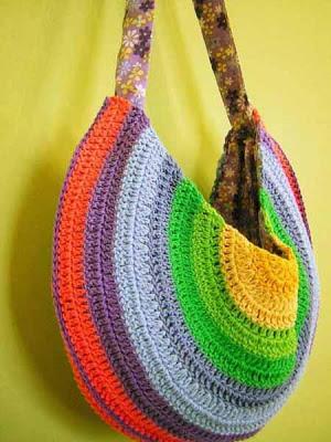 DIY Crochet Bag - screenshot