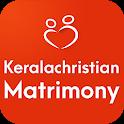 Keralachristian Matrimony - Christian Wedding App icon