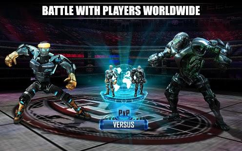 Real Steel World Robot Boxing- screenshot thumbnail