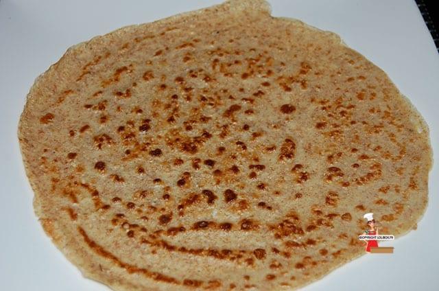 Dukan Crepes Recipe
