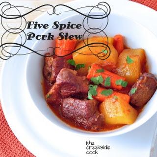 Five Spice Pork Stew