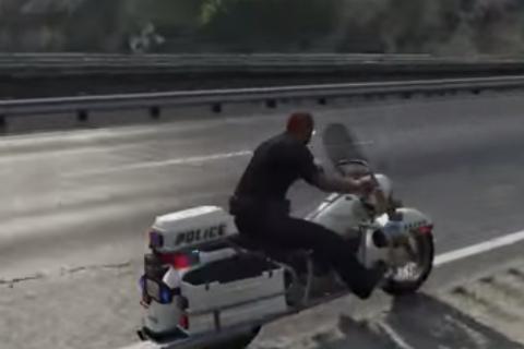 moto police racing 2016