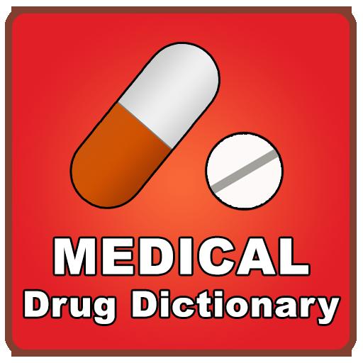 Medical drugs guide dictionary apprecs.