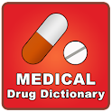 Medical Drugs Guide Dictionary icon