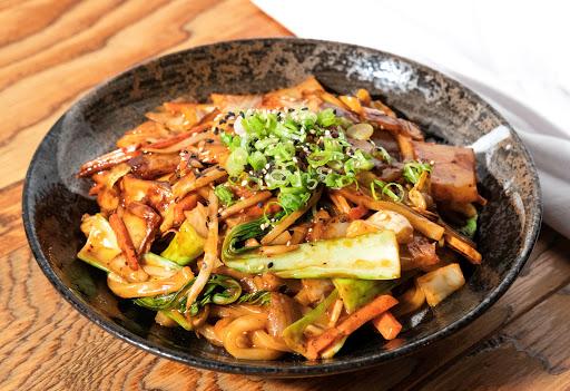 Kimchi Yaki Udon