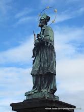 Photo: St. John of Nepomuk, Charles Bridge, Prague
