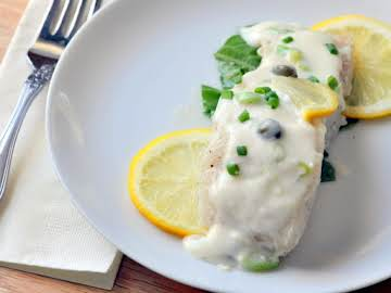 Lemon Cream Sauce For Vegetables