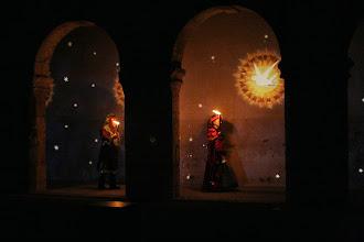 Photo: Passage sous les voûtes du couvent