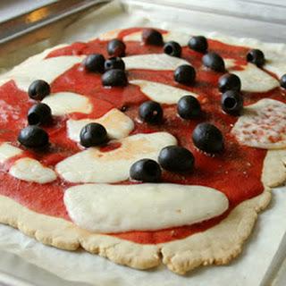 No-Rise Pizza Crust