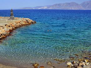 """Photo: Дикий пляж рядом с """"Похищением Европы"""""""