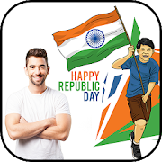 Republic Day Photo Frame 2019