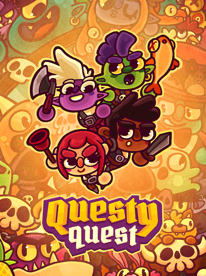 Questy Quest- screenshot