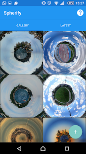Spherify Screenshot