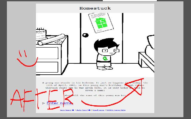 Homestuck Add Remover