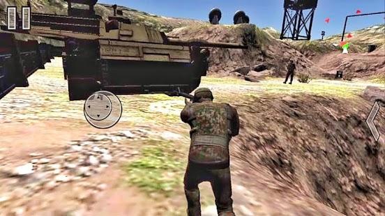 IGI Marines Stealth Mission Desert Fire Storm - náhled