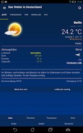 Das Wetter in Deutschland Screenshot 10
