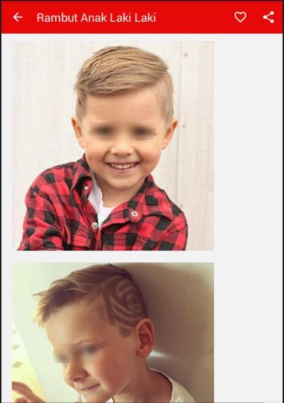 Gaya Rambut Anak Laki Laki Android Apps On Google Play - Gaya rambut anak laki laki sd