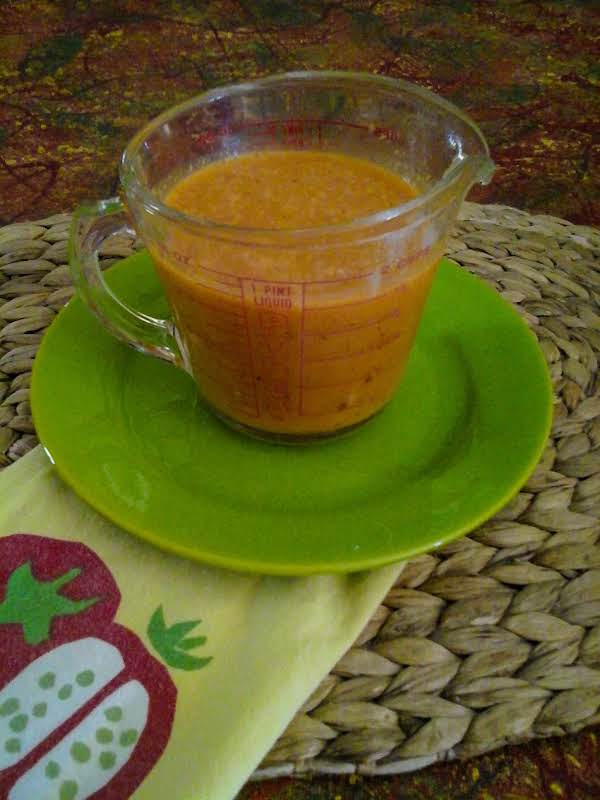 Mix This Ginger Dressing In Your Blender Or Processor For A Refreshing Change.