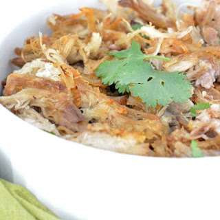 Easy Slow Cooker Carnitas (Mexican Pulled Pork) Recipe