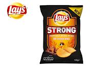 Angebot für Lay's Strong Hot Chicken Wings 125g im Supermarkt - Lay'S