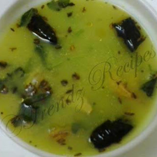 Cabbage Rasam Recipe Indian Style.