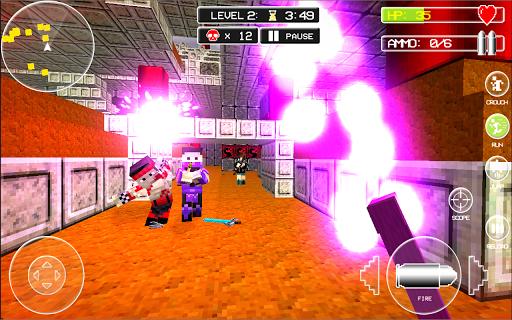 Block Mortal Survival Battle screenshot 14