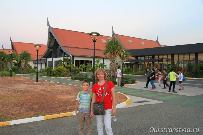 Аэропорт Сием Рип, Камбоджа