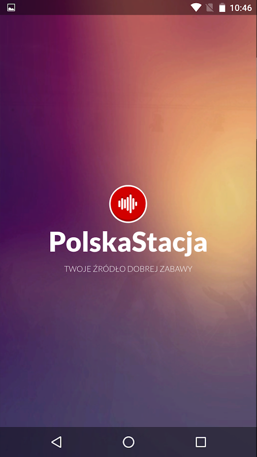 PolskaStacja Internet Radio- screenshot