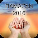 Ramazan 2016 imsakiye oruç dua icon