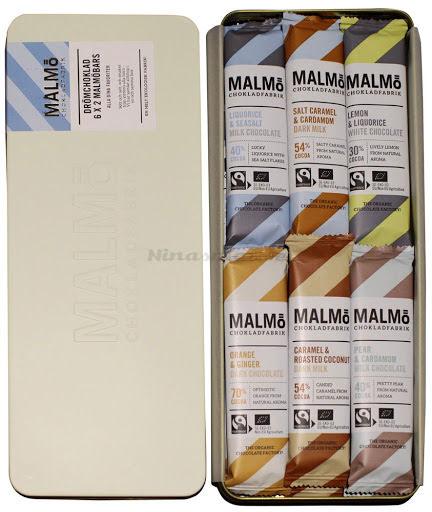 Drömchoklad ask - Malmö Chokladfabrik