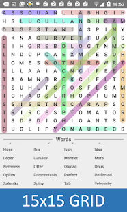 Word Search: Word Finder - náhled