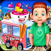 Ice Cream Truck Delivery
