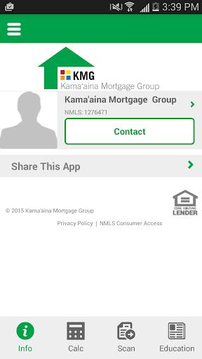 KMG Mortgage Calculator