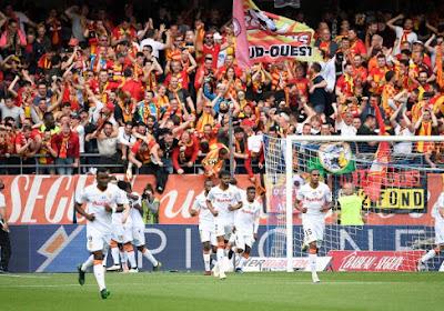 Guillaume Gillet et Lens perdent leur première place au profit de Lorient