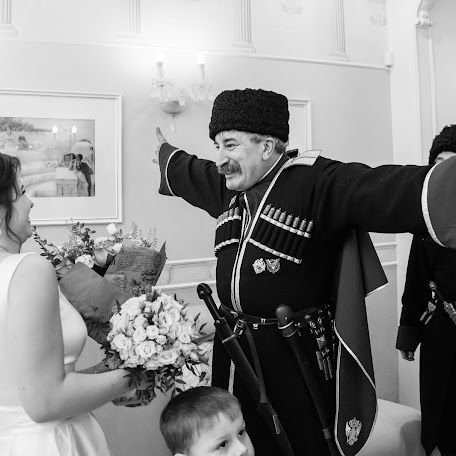 Wedding photographer Aleksandr Kuzin (Formator). Photo of 18.03.2018