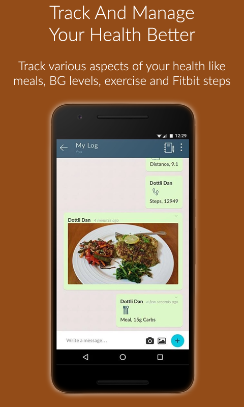 Dottli : Diabetes Made Simple- screenshot