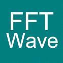 Sound monitor FFTWave icon
