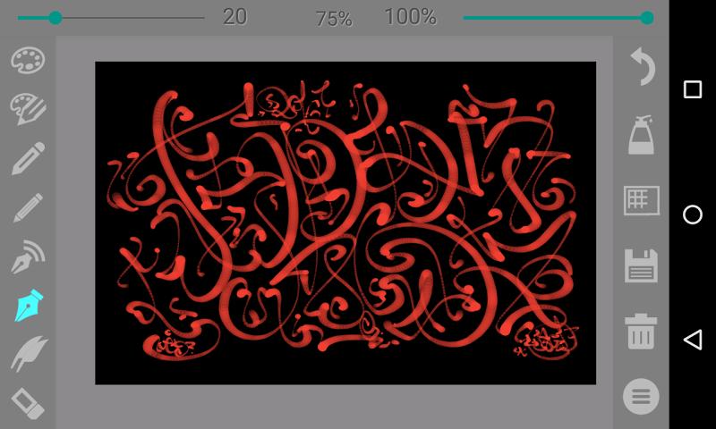 Calligrapher Pro Screenshot 1
