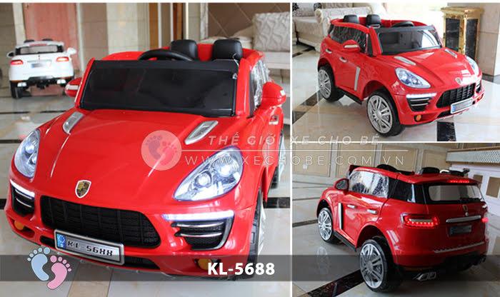 xe hơi điện trẻ em KL-5688 1
