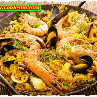 Spanish Paella.