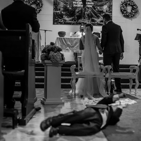 Fotógrafo de bodas Andres Hernandez (iandresh). Foto del 15.02.2018