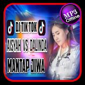 Unduh DJ Aku Takut Offline Aisyah dan DALINDA 2018 Gratis