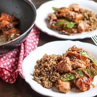 20 Minute Sesame Chicken