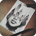 Cool Art Drawing icon