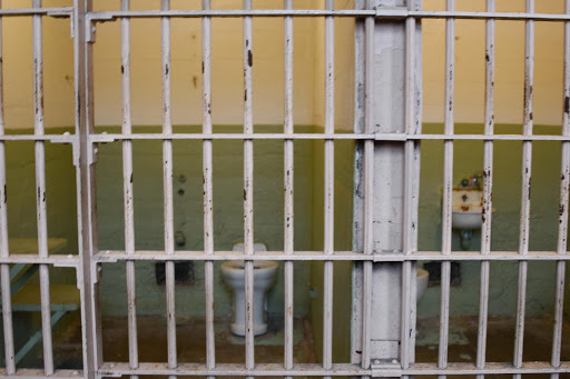 alcatraz-prison-cell-1.jpg - Some of the bare-bones cells that held prisoners at Alcatraz.