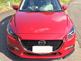 アクセラスポーツ(ハッチバック)のカスタム事例画像 K.Mazdaさんの2017年09月30日19:34の投稿