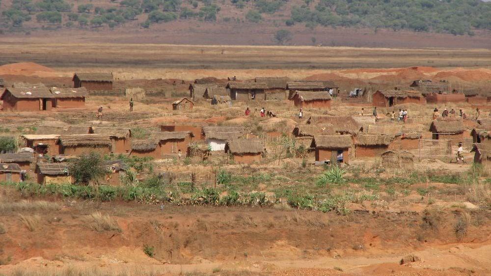 As safiras de Ilakaka em Madagascar