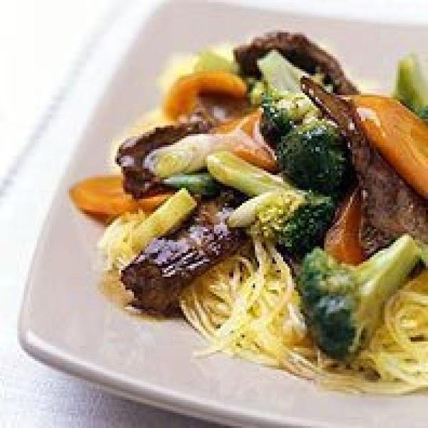 Beef Broccoli Stir-fry Recipe