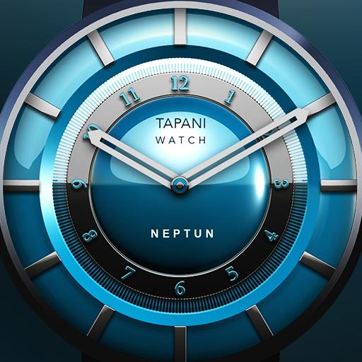 Neptun wear watch face