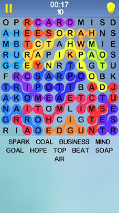 Game Word Search Puzzle, A Free Infinity Crossword Game APK for Windows Phone